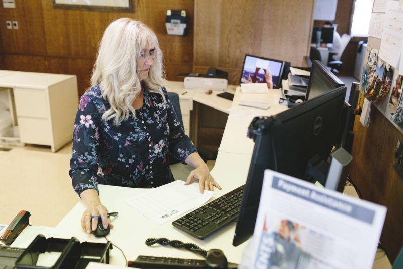 Vera office worker